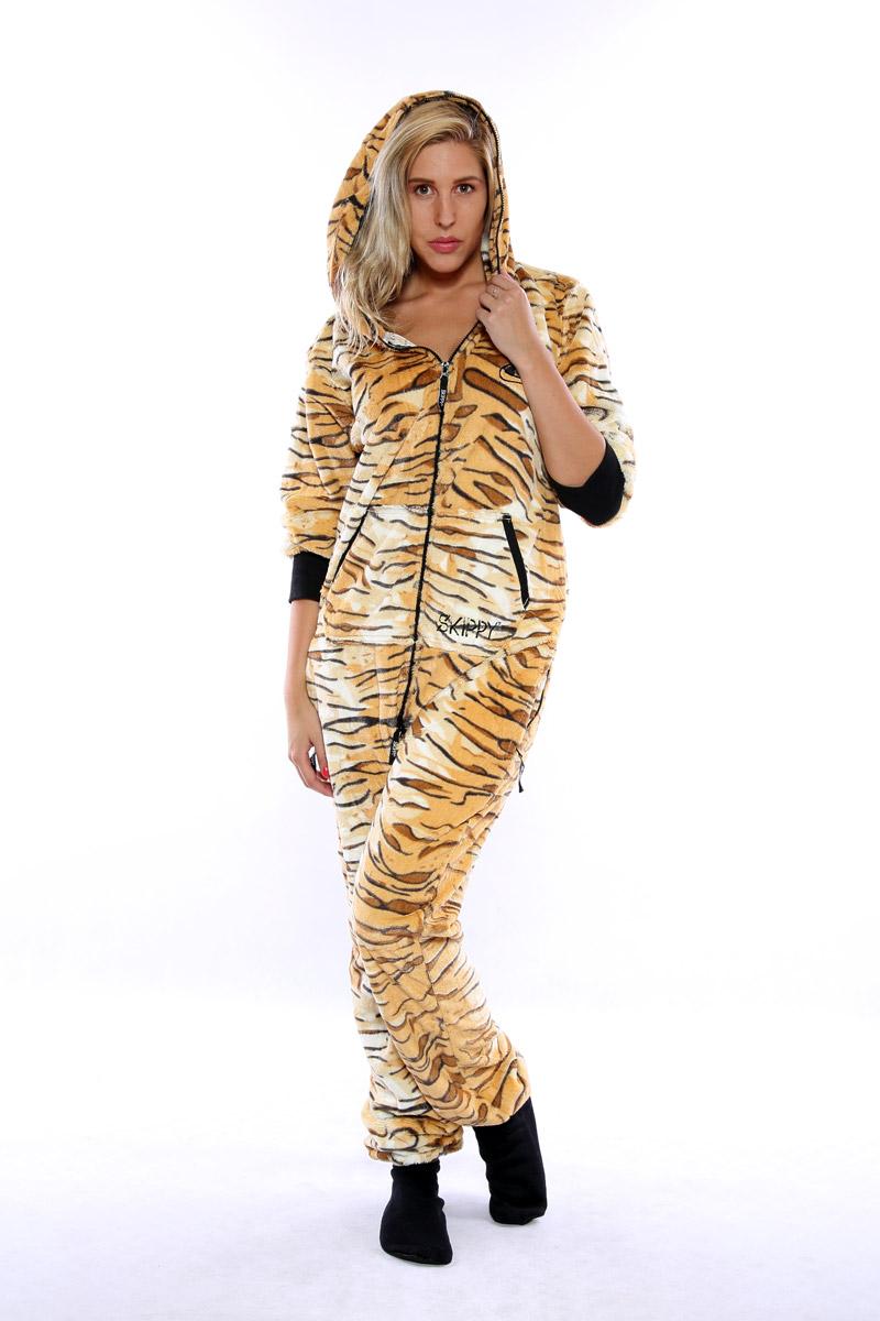 Dospělé dupačky Skippy teddy tiger