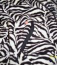 Dospělé dupačky 1 - Teddy zebra - vada
