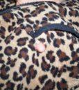Dospělé dupačky 7 - Teddy leopard - vada