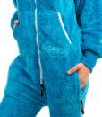 Dospělé dupačky Skippy teddy new blue